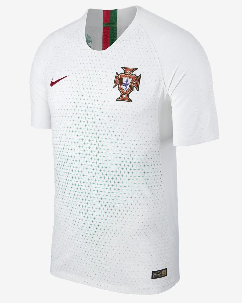 Portugal uitshirt 2018
