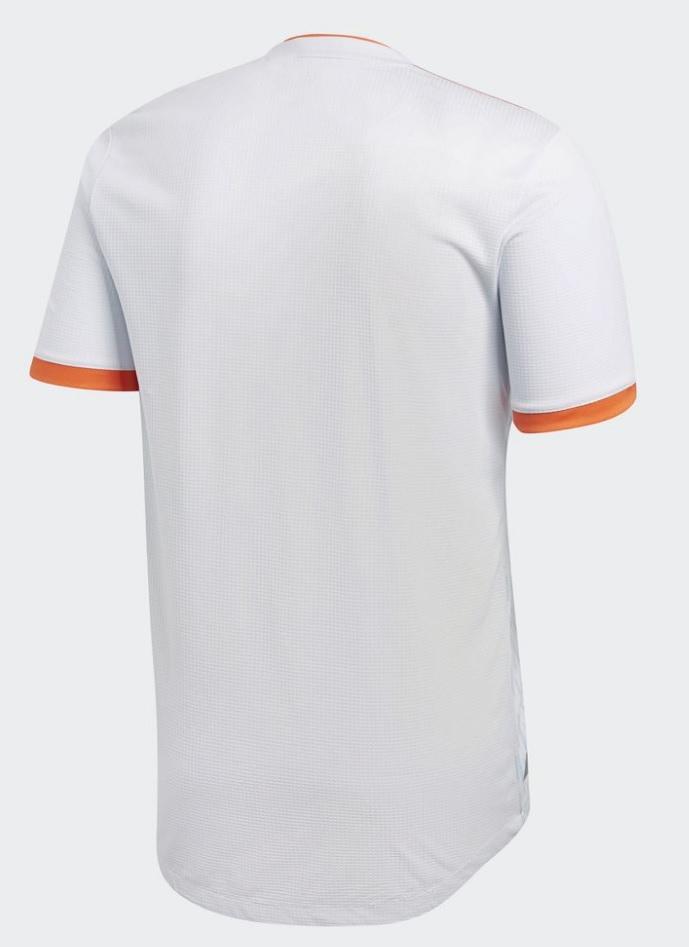 Spain 2018 away kit