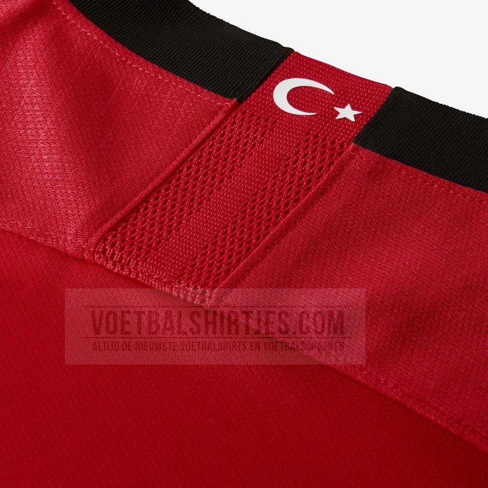 Turkije shirt 18-19