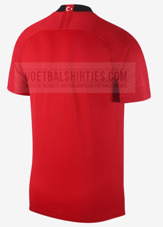 Turkije shirt 2018
