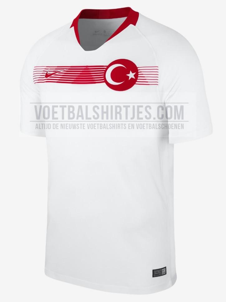 Turkije uitshirt 2018