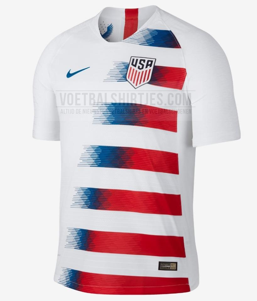 USA jersey 2018