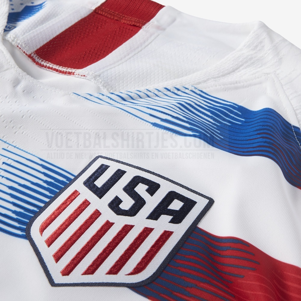USA jersey 18-19