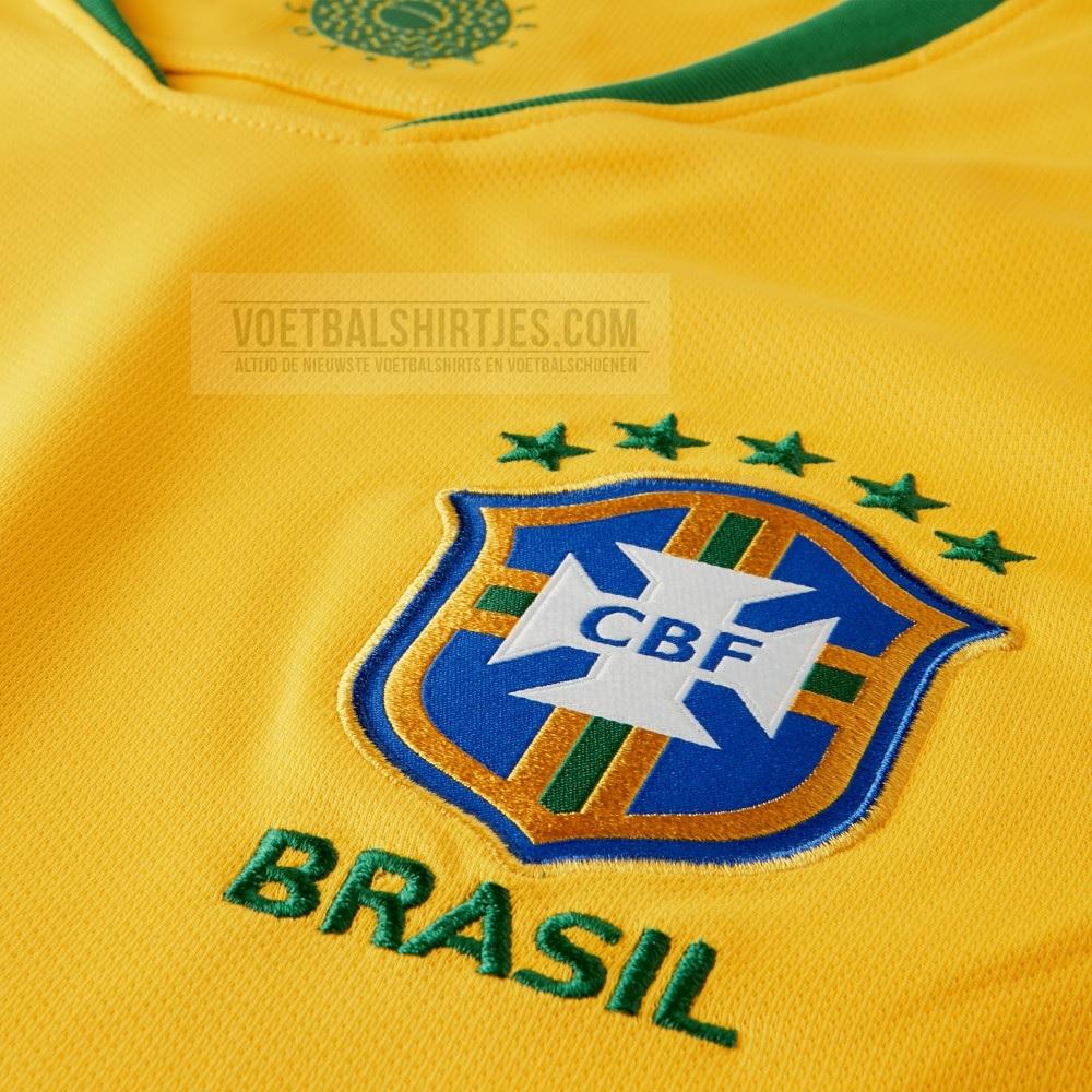 camiseta brasil 2018