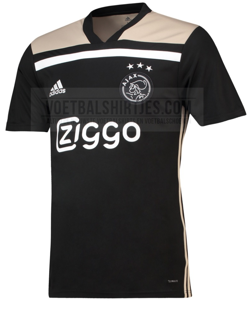Ajax 18-19 away kit