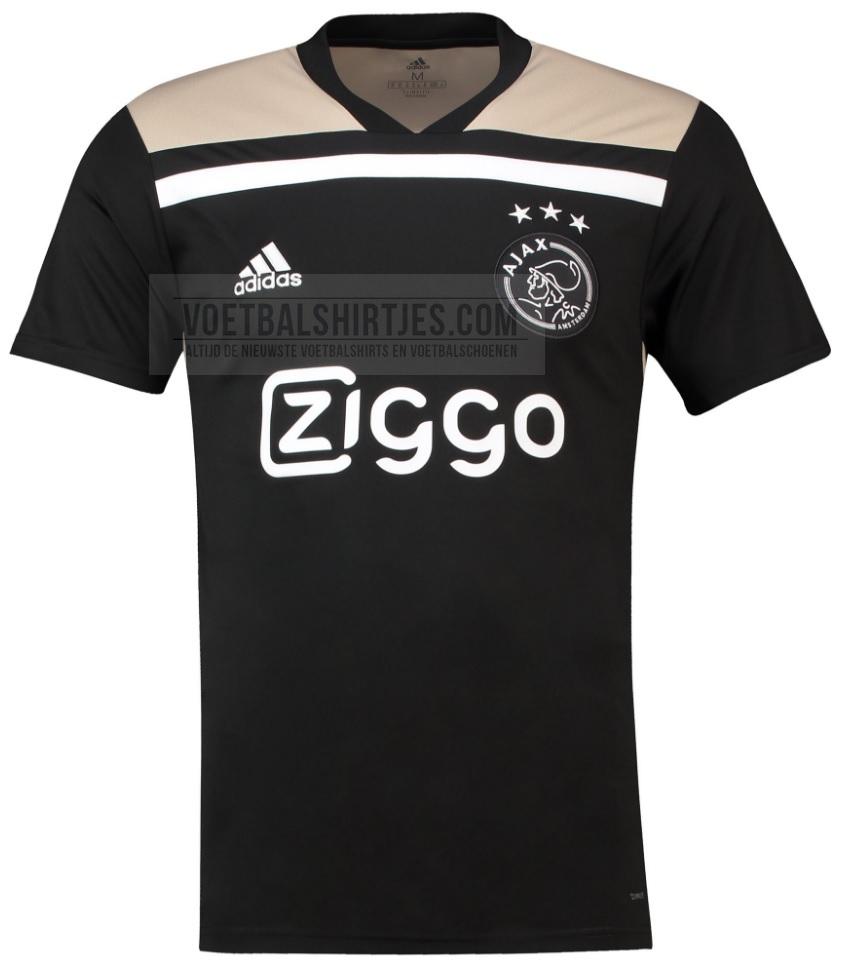Ajax uitshirt 2018 2019