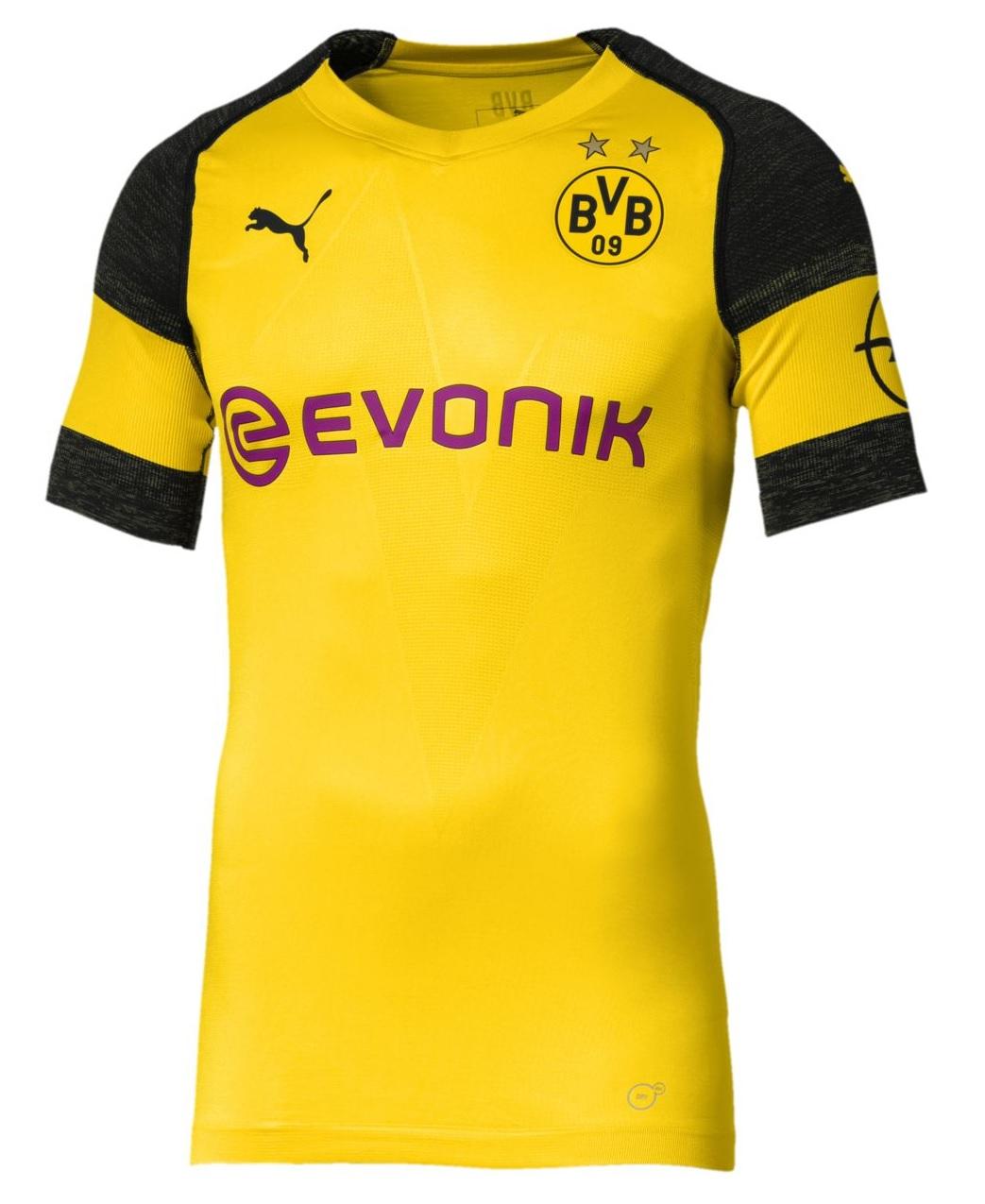 Borussia Dortmund thuisshirt 2018-2019