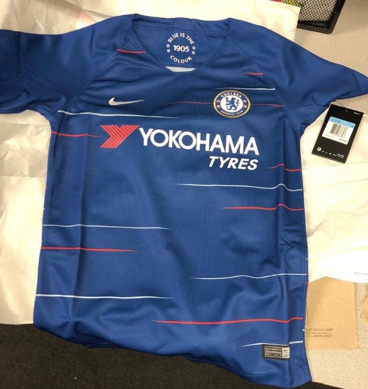 Chelsea kit 2019