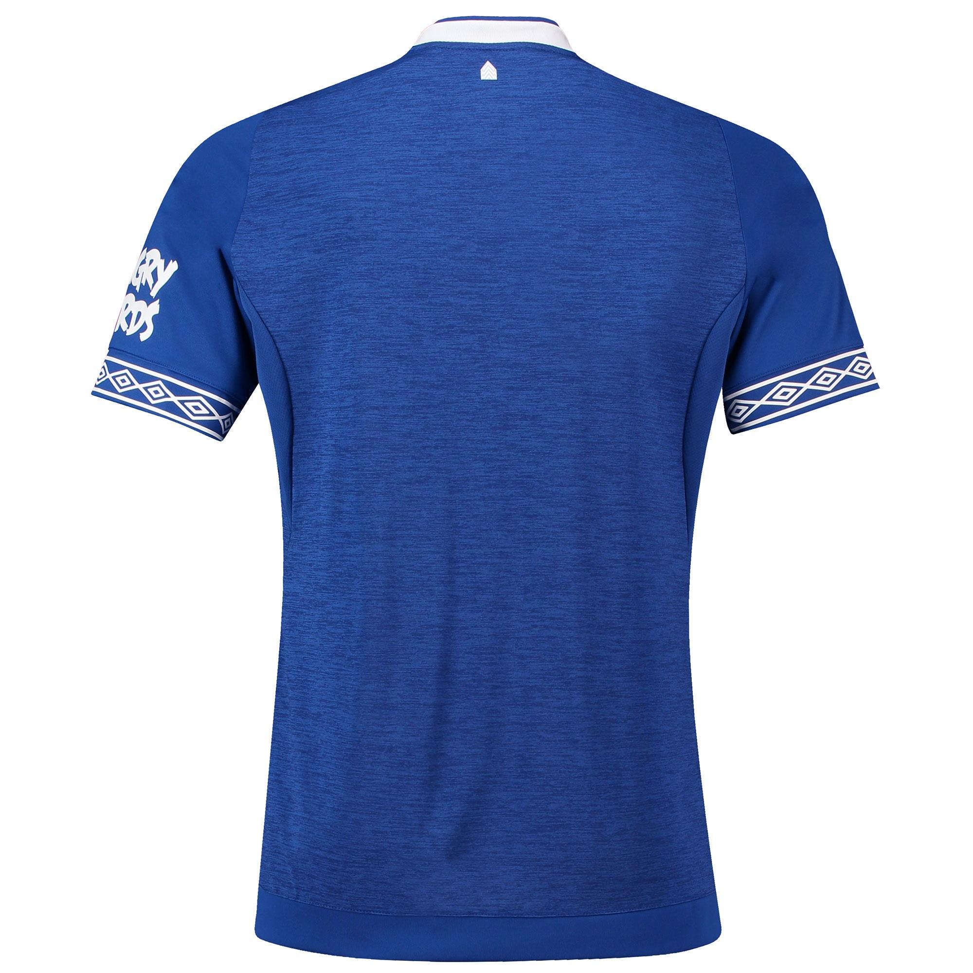Everton shirt 18-19