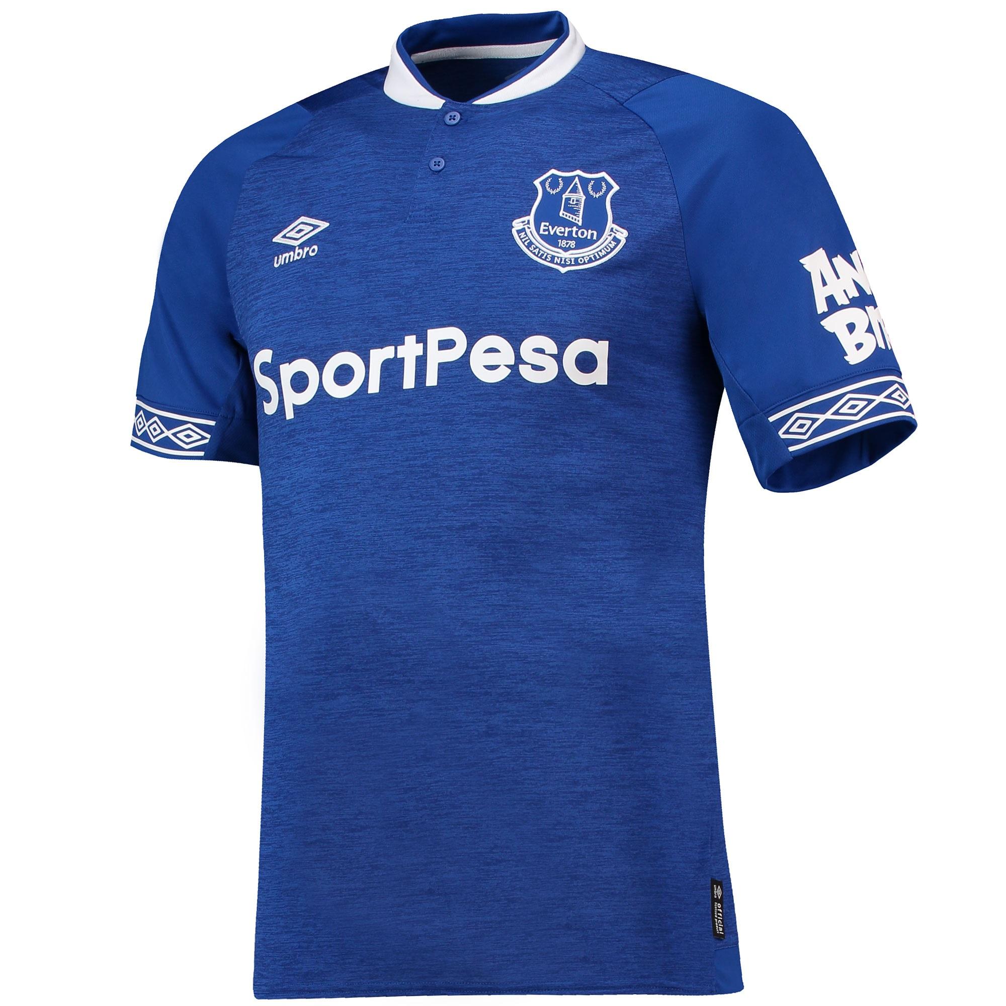 Everton thuisshirt 18-19