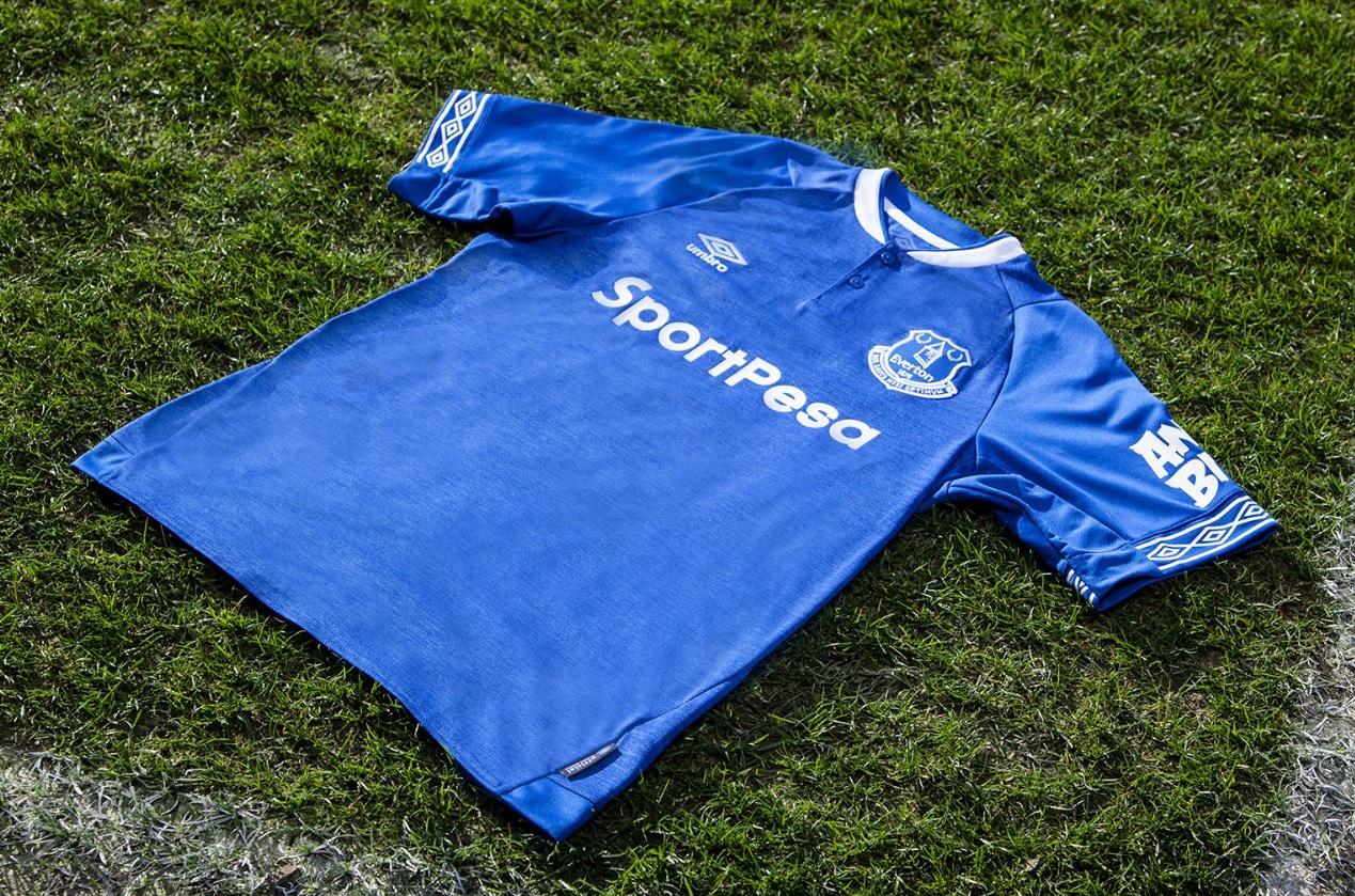 Everton thuisshirt 2018-2019