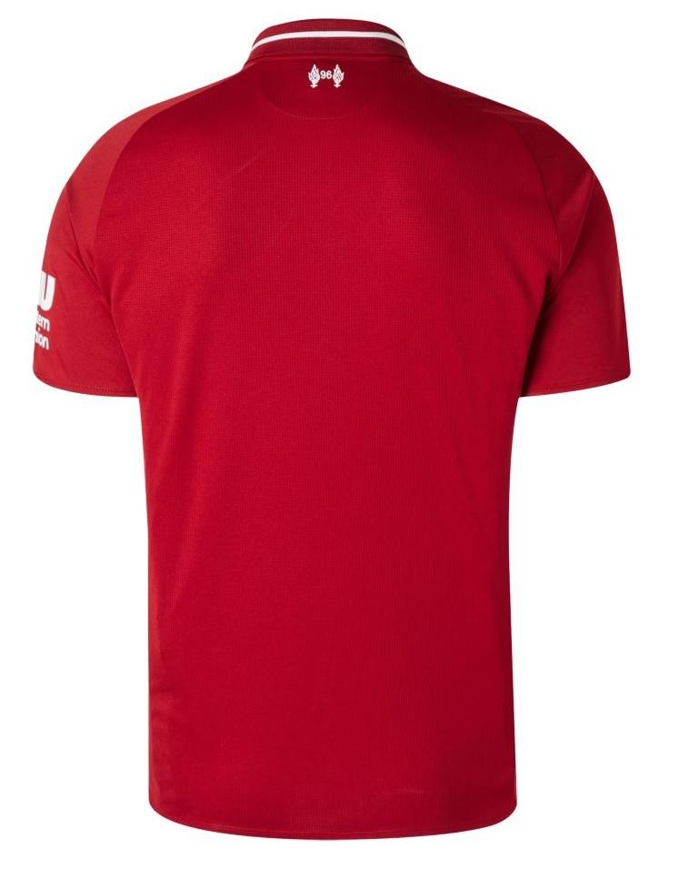 LFC 18/19 home kit