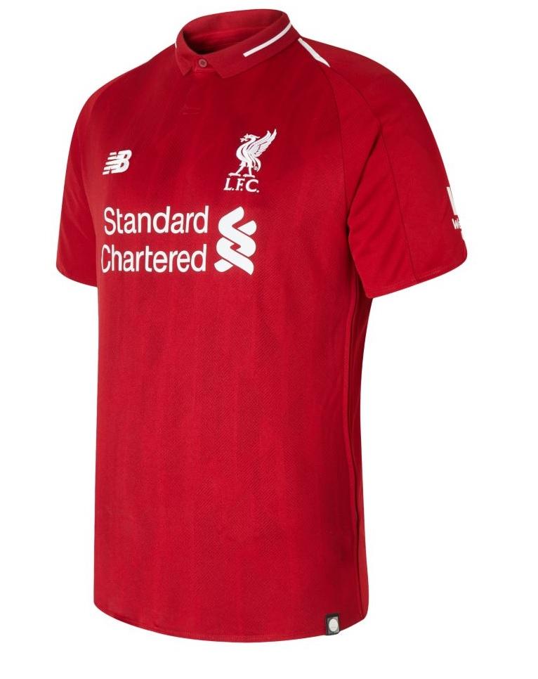 Liverpool shirt 2018-2019