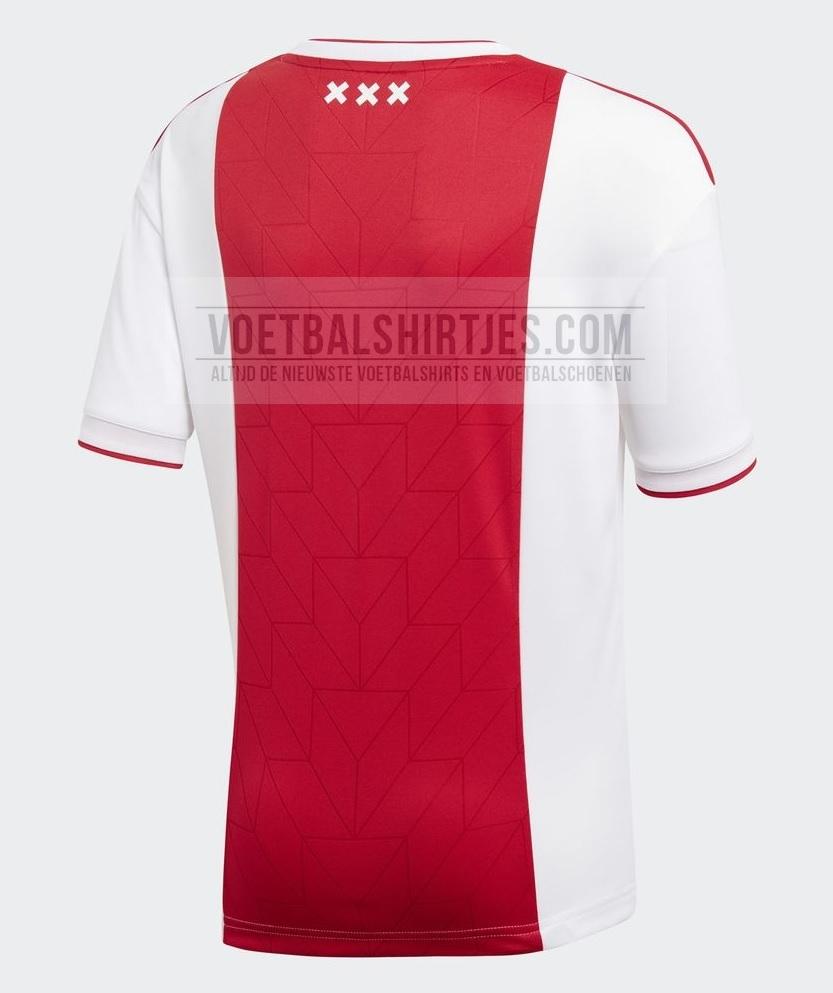 Ajax thuisshirt 2018 2019