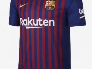 Barcelona shirt 2018
