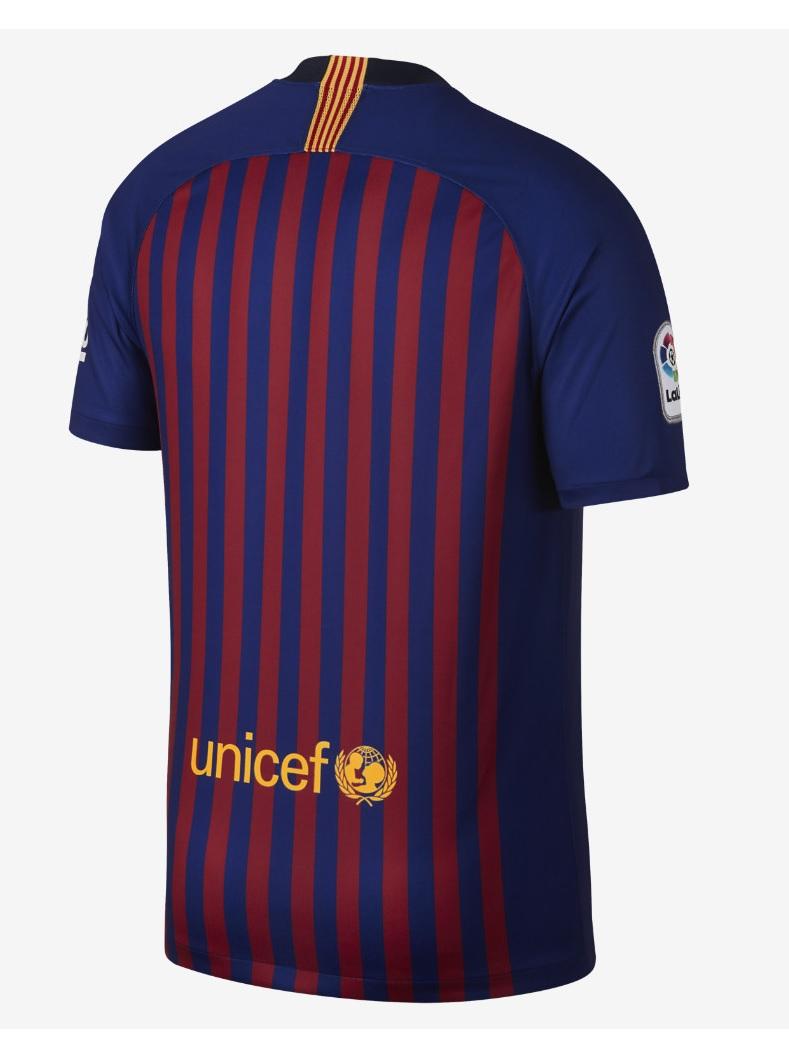 Barcelona thuisshirt 18-19