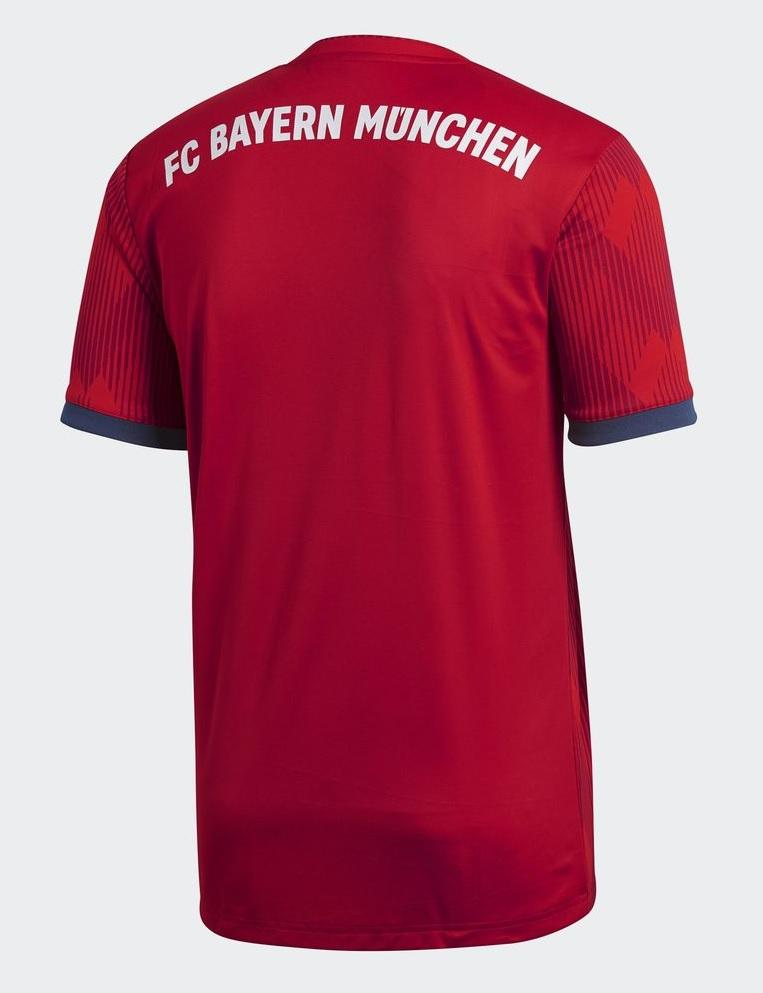 Bayern Munchen thuisshirt 2019