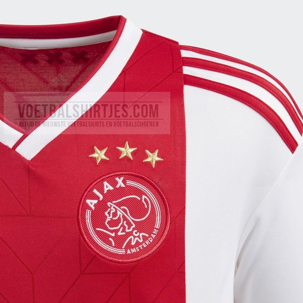 ajax shirt 18-19