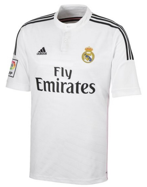 real madrid thuisshirt 14 15