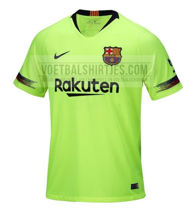 FC Barcelona uitshirt 18-19