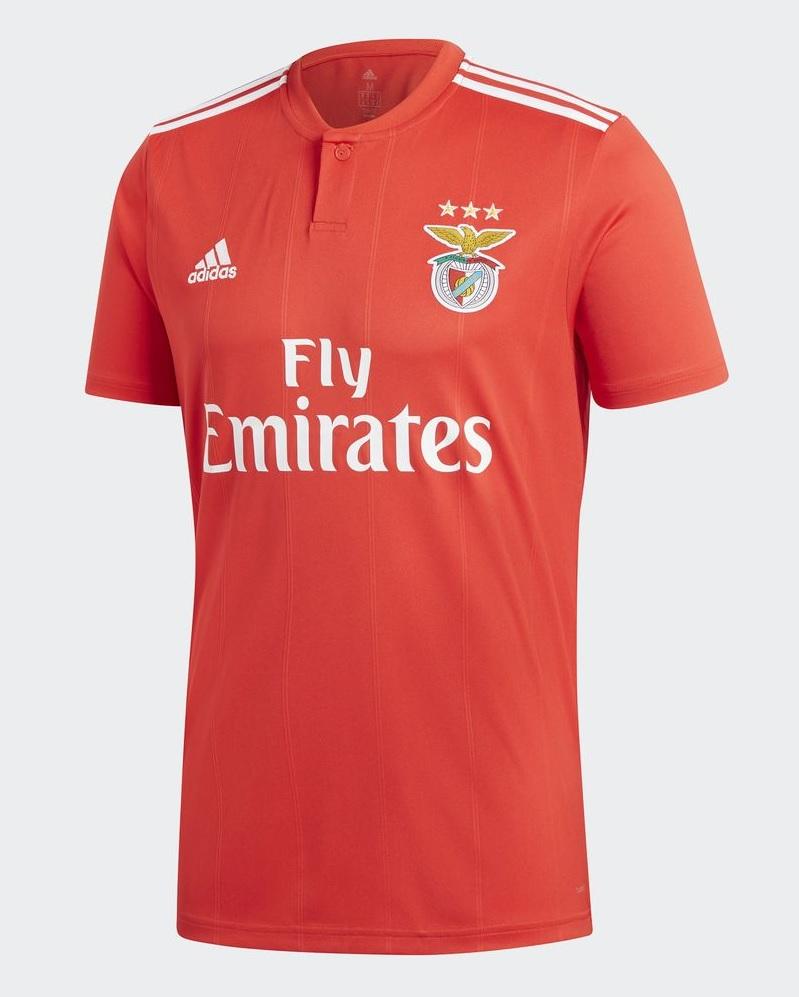 Benfica thuisshirt 2018 2019
