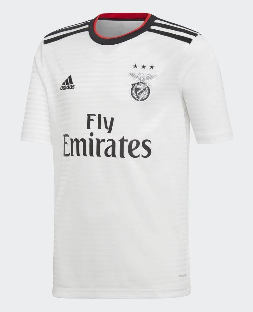 Benfica uitshirt 2018 2019