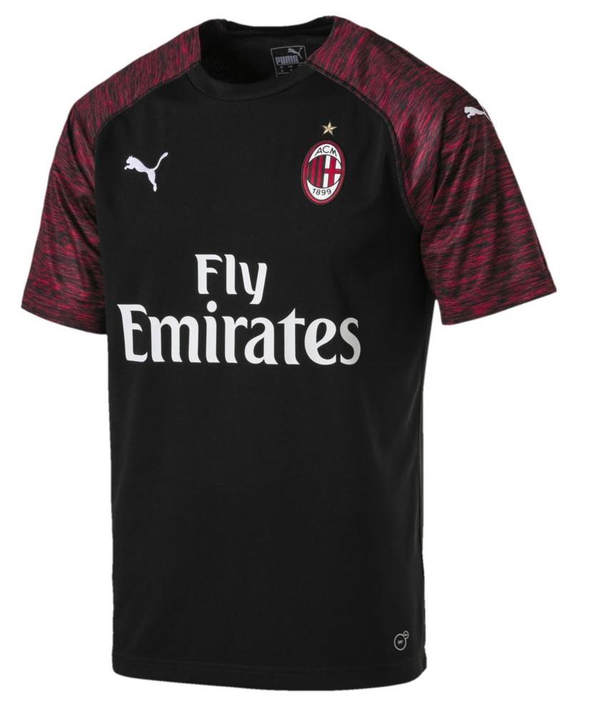 AC Milan 3rd shirt 2018