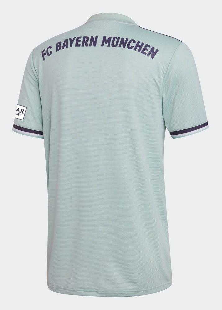 Bayern Munchen uitshirt 18-19