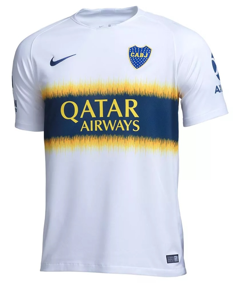Boca Juniors 18-19 away kit