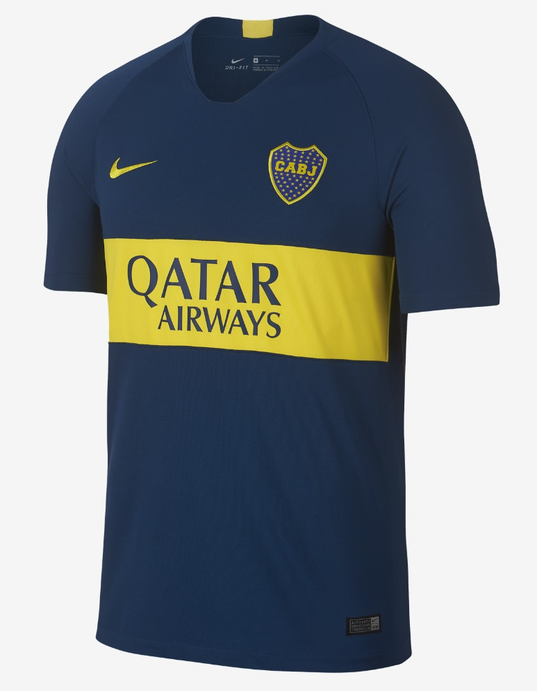 Boca Juniors shirt 2018