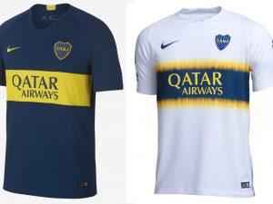 Boca Juniors voetbalshirts 2018