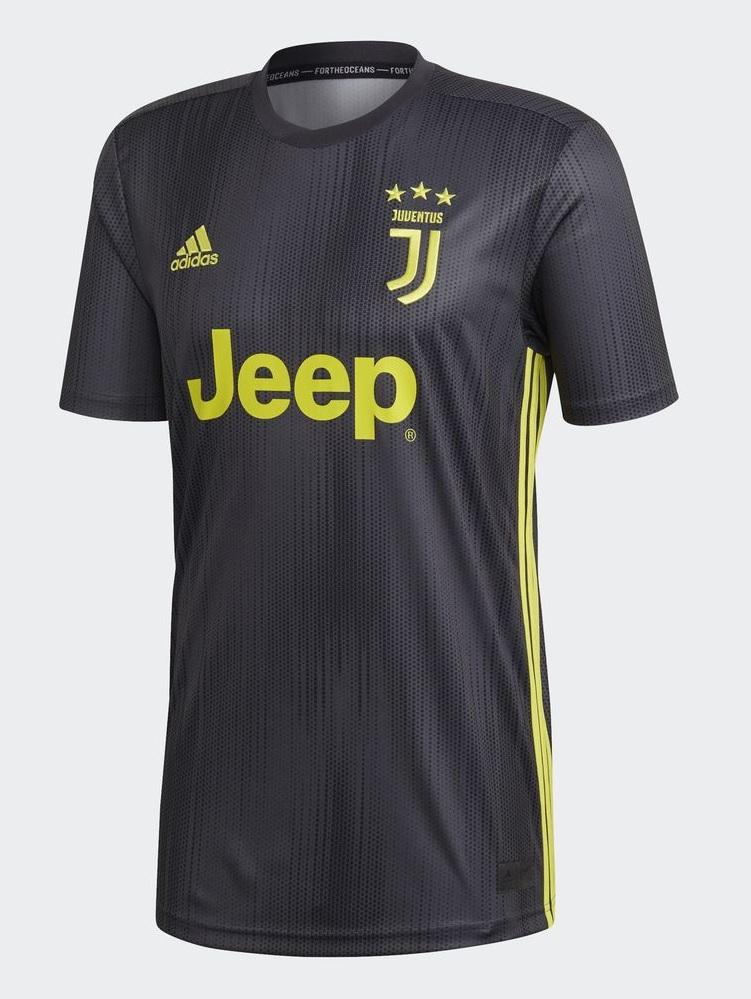 Juventus third shirt 2018