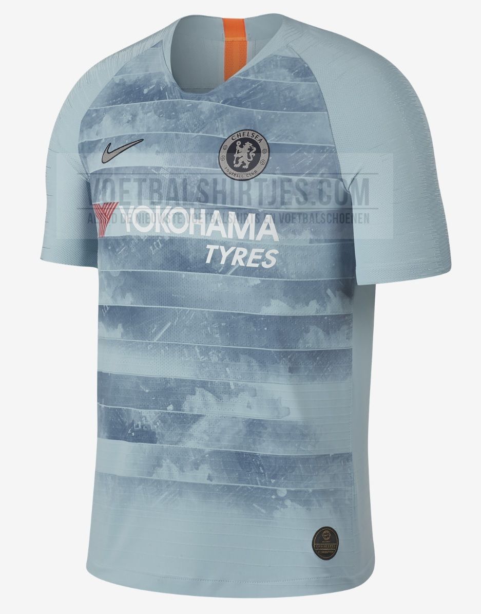 Chelsea third kit 2018