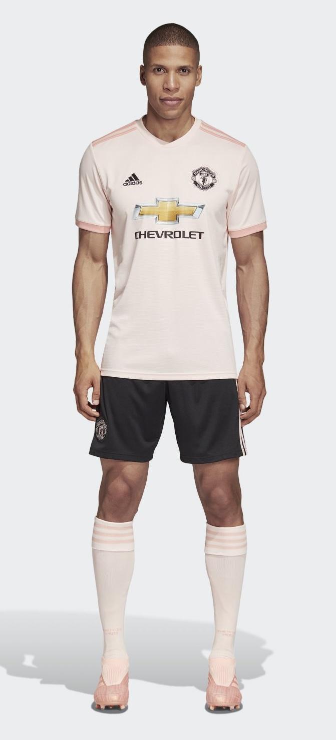 Manchester United uit tenue 2018