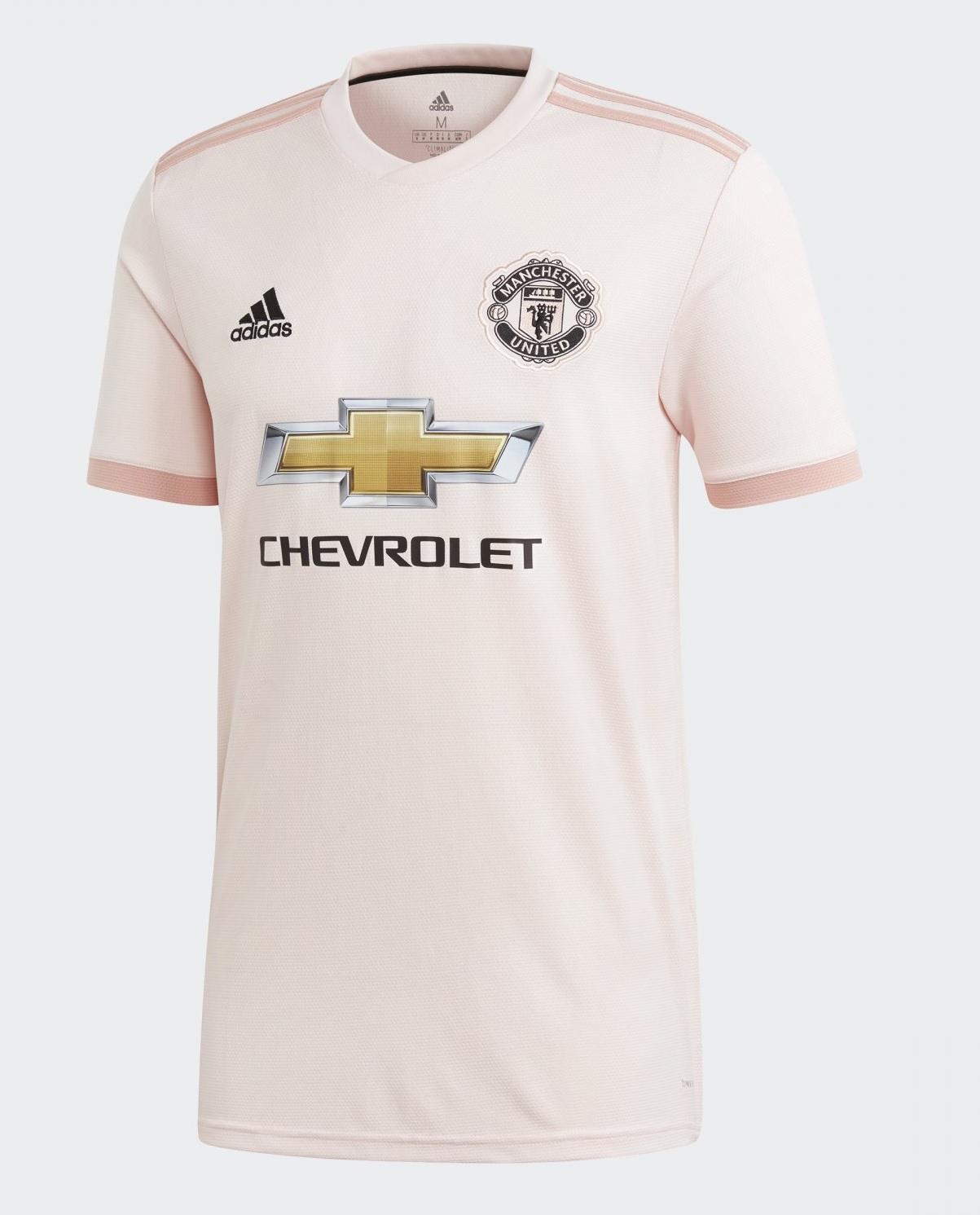 Manchester United uitshirt 2018