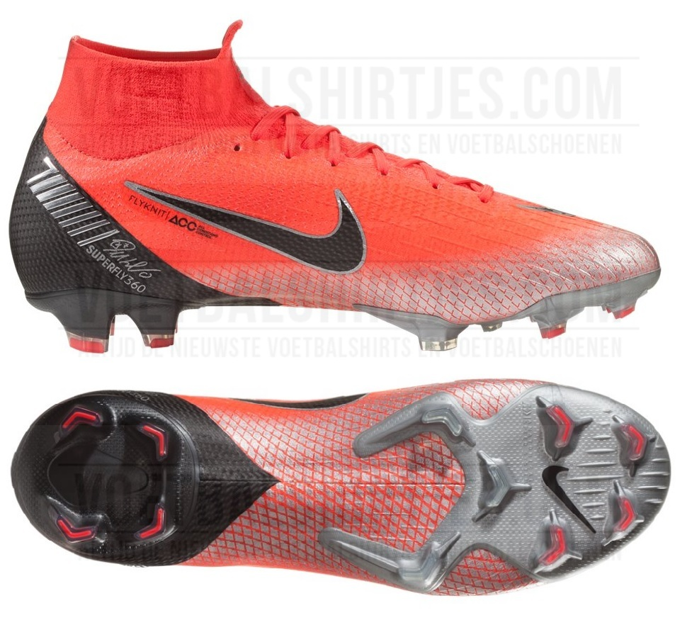 CR7 Mercurial Superfly Final Chapter