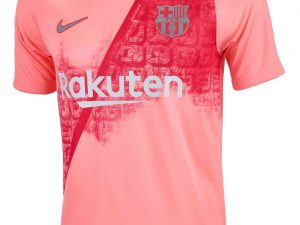 FC Barcelona third kit 2018
