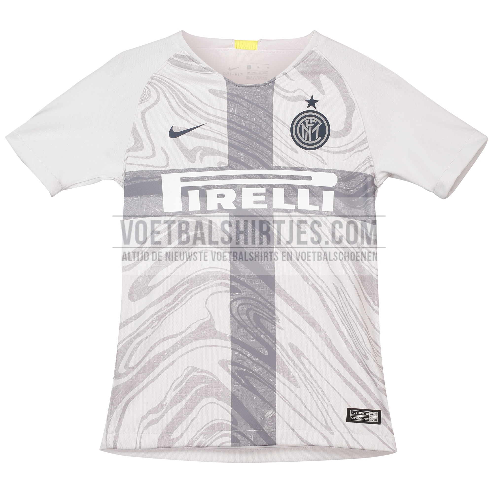 Inter third kit 2018