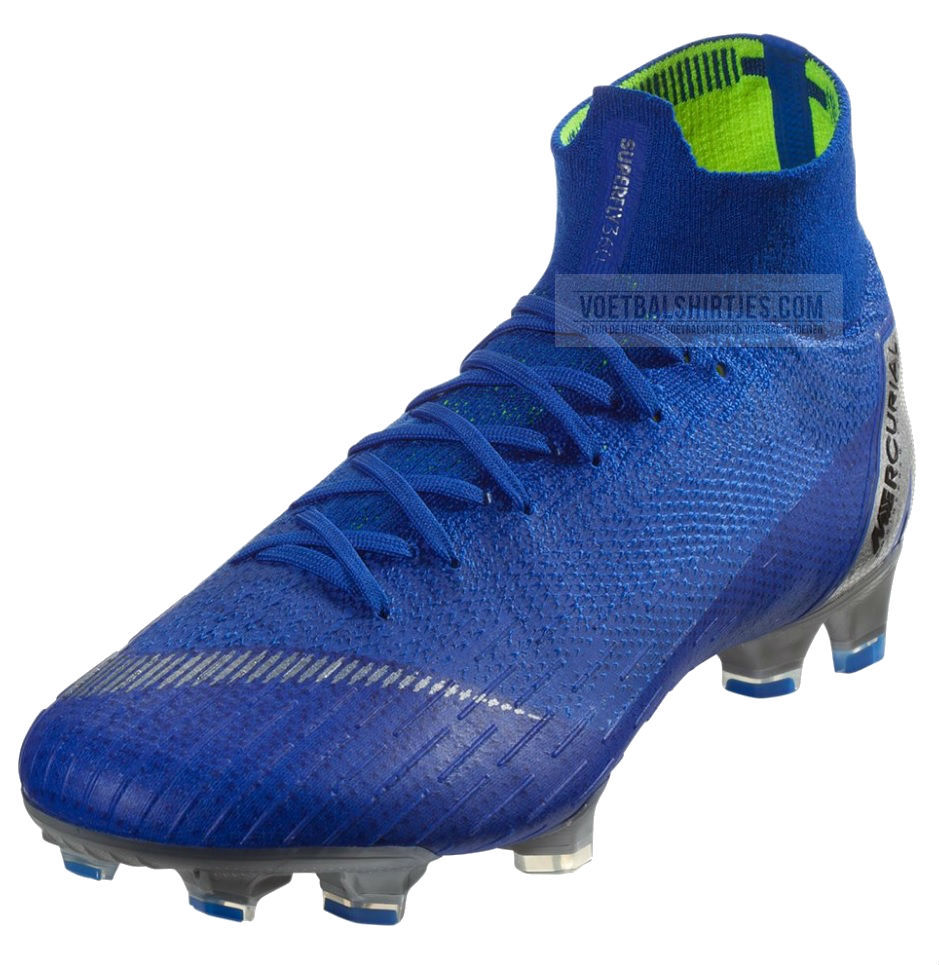 Mercurial Superfly 6 Elite Racer Blue