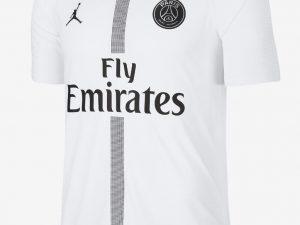 PSG air Jordan third kit 2018 white